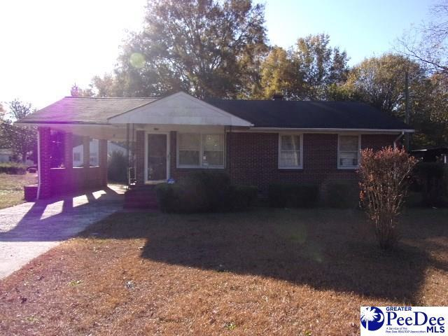325 Marion Ave, Hartsville, SC 29550 (MLS #134867) :: RE/MAX Professionals