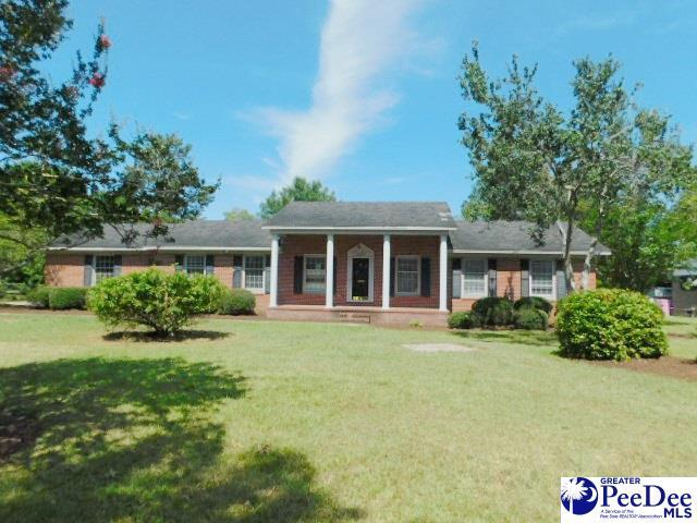 1307 Ashley Ave, Marion, SC 29571 (MLS #135158) :: RE/MAX Professionals