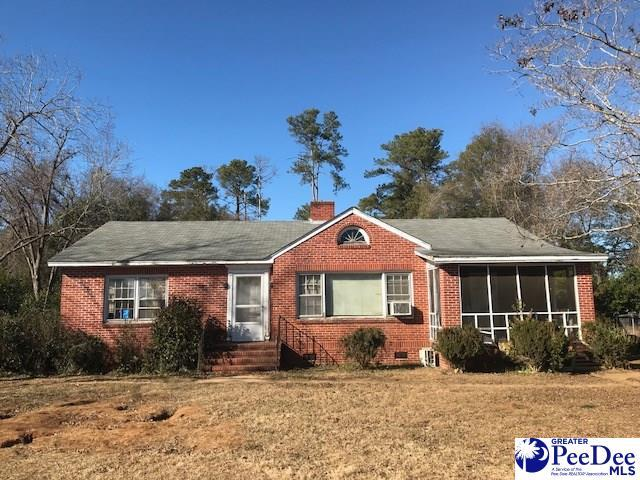 2603 W Palmetto Street, Florence, SC 29501 (MLS #135238) :: RE/MAX Professionals
