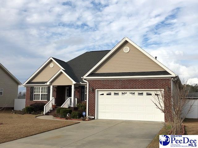 417 Spud Lane, Florence, SC 29505 (MLS #135513) :: RE/MAX Professionals