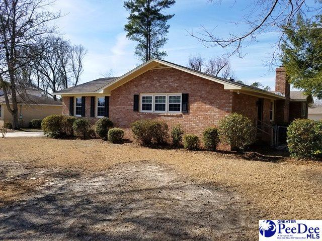 3912 W Lake Drive, Florence, SC 29501 (MLS #135559) :: RE/MAX Professionals