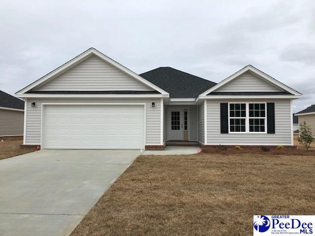 1907 Jesselynn Court, Florence, SC 29505 (MLS #135775) :: RE/MAX Professionals
