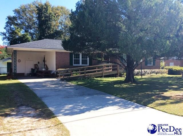 1400 S Mayfair Terrace, Florence, SC 29501 (MLS #135845) :: RE/MAX Professionals