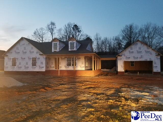 842 Turnpike Road, Florence, SC 29501 (MLS #136020) :: RE/MAX Professionals