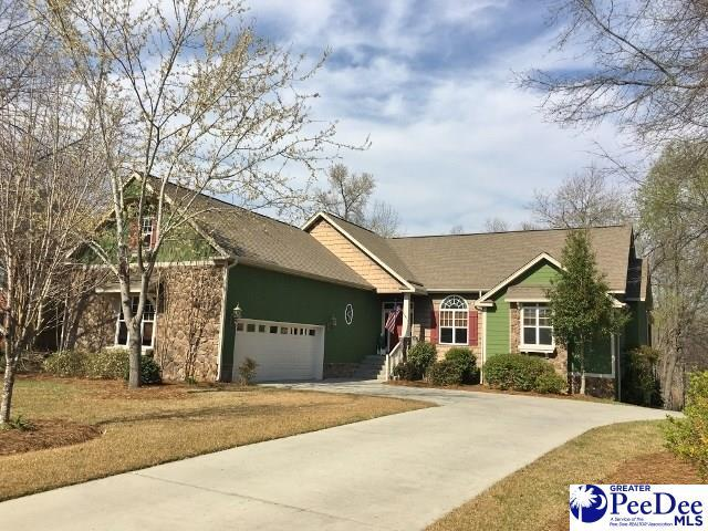 3266 W Hampton Pointe Drive, Florence, SC 29501 (MLS #136099) :: RE/MAX Professionals