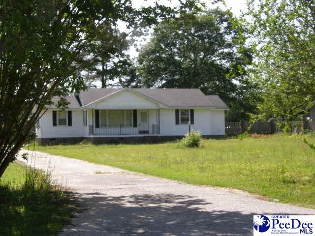 1807 Cale Yarborough, Timmonsville, SC 29161 (MLS #136746) :: RE/MAX Professionals
