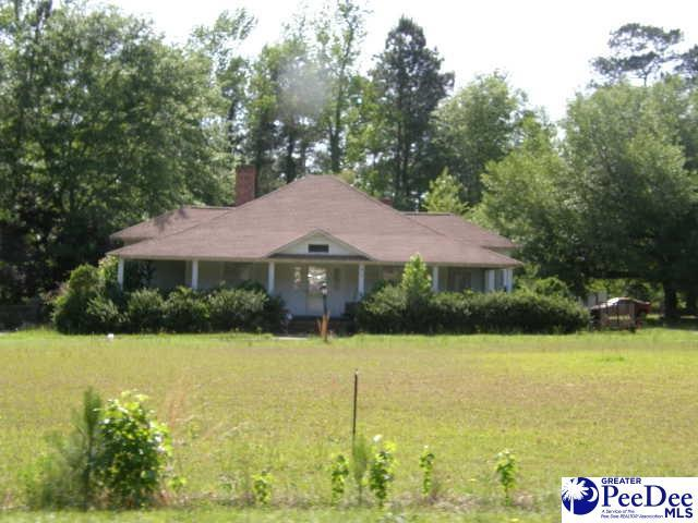 1817 Cale Yarborough, Timmonsville, SC 29161 (MLS #136748) :: RE/MAX Professionals