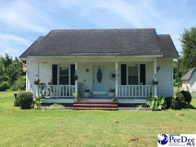 610 S Hill St, Timmonsville, SC 29161 (MLS #137196) :: RE/MAX Professionals