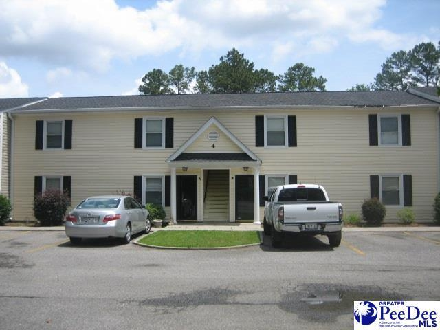 2201 W Jody Rd Unit 4C, Florence, SC 29501 (MLS #137335) :: RE/MAX Professionals
