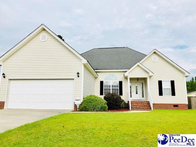 3417 Southbrook, Florence, SC 29505 (MLS #137444) :: RE/MAX Professionals