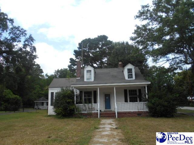 301 W Byrd, Timmonsville, SC 29161 (MLS #137556) :: RE/MAX Professionals