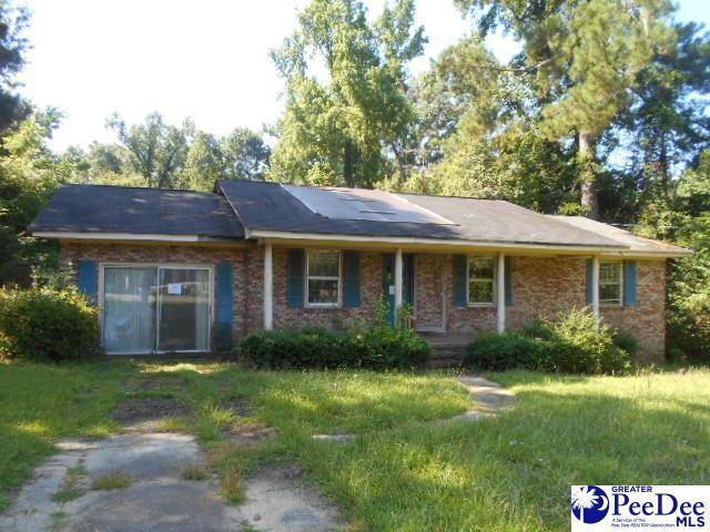 511 Gilland Ave, Kingstree, SC 29556 (MLS #137641) :: RE/MAX Professionals