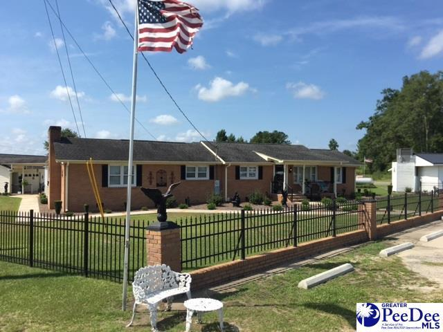 220 W Highway 378 Hannah, Pamplico, SC 29583 (MLS #137856) :: RE/MAX Professionals
