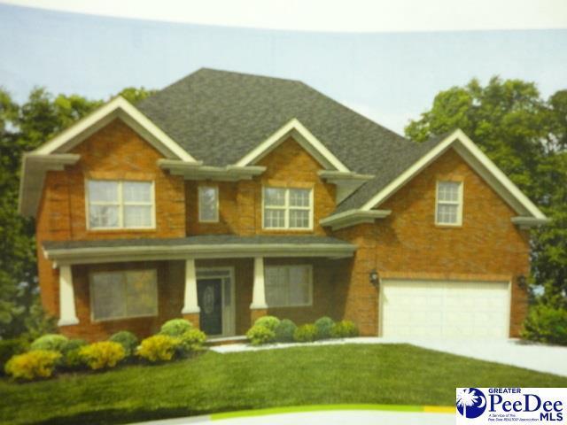 1820 Lake Blalock Drive, Florence, SC 29501 (MLS #138223) :: RE/MAX Professionals