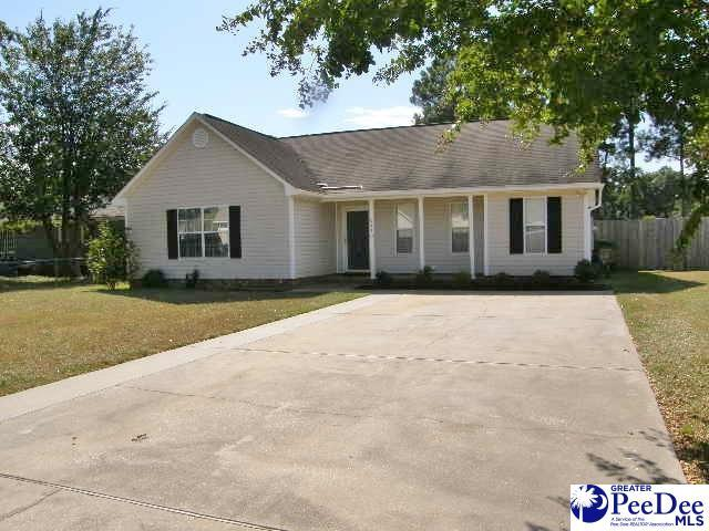 2413 Glenns Park Rd, Florence, SC 29501 (MLS #138515) :: RE/MAX Professionals