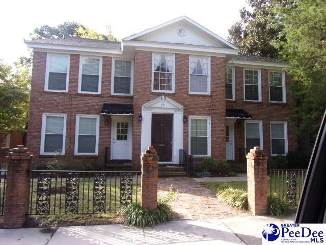 131 W Home Ave, Hartsville, SC 29550 (MLS #138535) :: RE/MAX Professionals