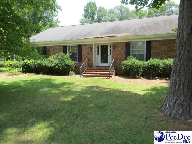 117 Oklahoma Dr, Darlington, SC 29532 (MLS #138555) :: RE/MAX Professionals