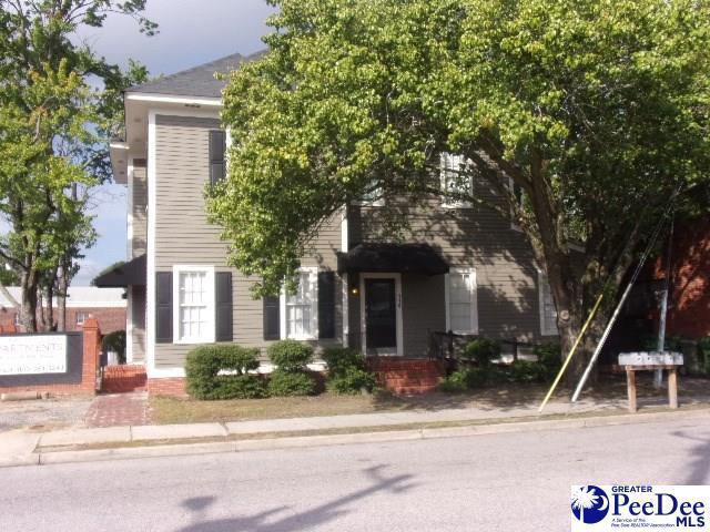 110 N 6th Street, Hartsville, SC 29550 (MLS #138557) :: RE/MAX Professionals