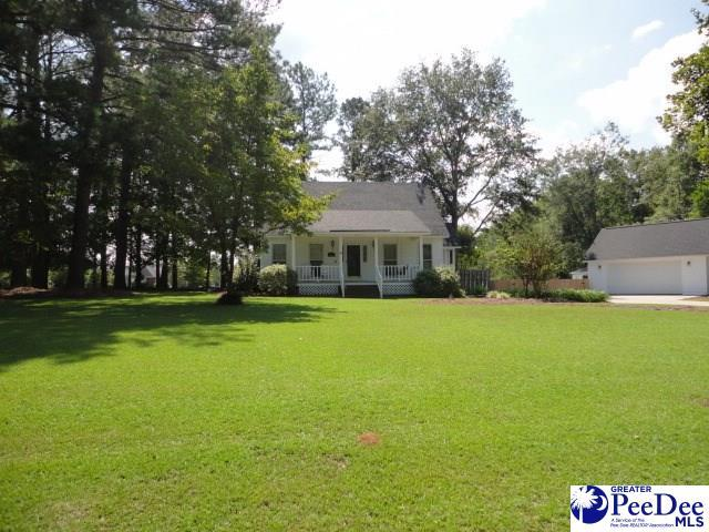 3301 Young Charles Dr, Florence, SC 29501 (MLS #138612) :: RE/MAX Professionals