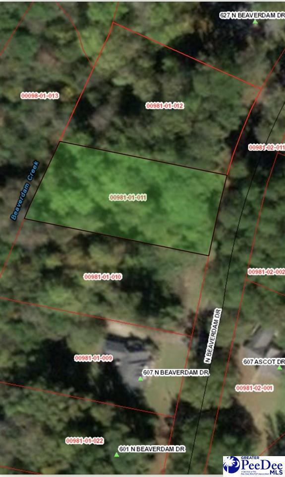 617 N Beaverdam Drive, Florence, SC 29501 (MLS #139100) :: RE/MAX Professionals