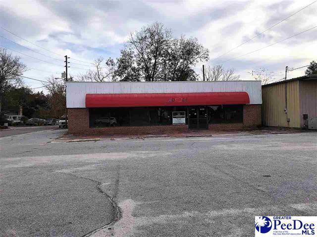 601 Pearl Street, Darlington, SC 29532 (MLS #139293) :: RE/MAX Professionals