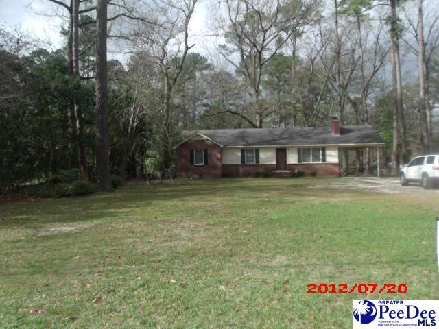 212 Wildwood Drive, Florence, SC 29506 (MLS #139532) :: RE/MAX Professionals