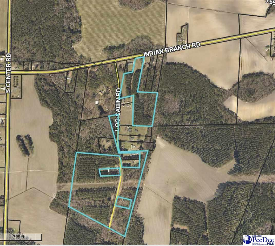 34.40 Acres Log Cabin Road - Photo 1