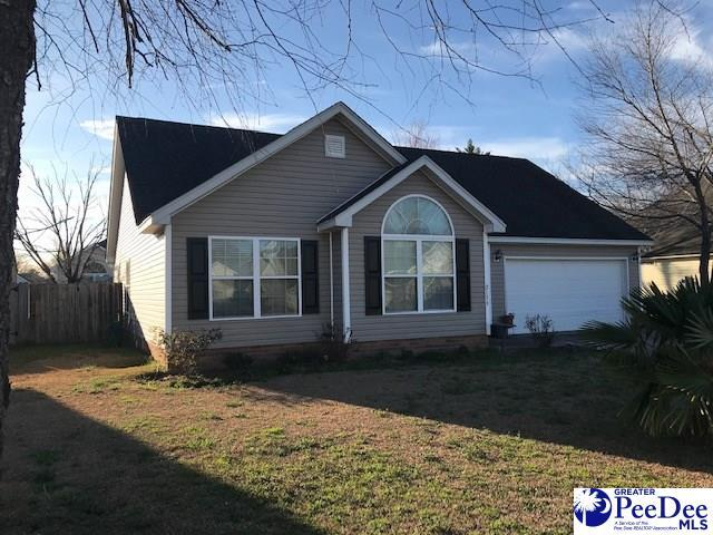 2136 Carriage Place Drive, Florence, SC 29505 (MLS #20190655) :: RE/MAX Professionals