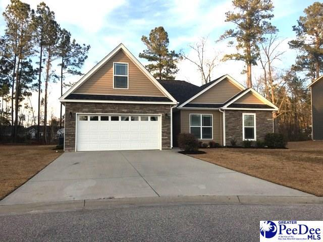 2204 Spicewood Drive, Florence, SC 29505 (MLS #20190727) :: RE/MAX Professionals