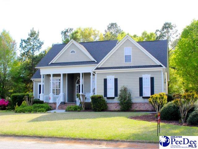3809 Palmer, Florence, SC 29506 (MLS #20191359) :: RE/MAX Professionals
