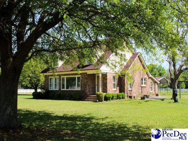 5803 Pamplico Hwy, Florence, SC 29505 (MLS #20191415) :: RE/MAX Professionals