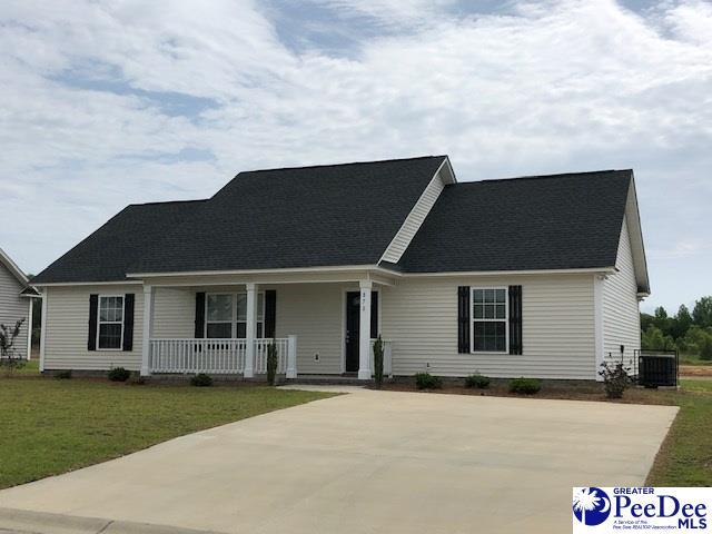 870 Cribb St, Florence, SC 29501 (MLS #20191710) :: RE/MAX Professionals