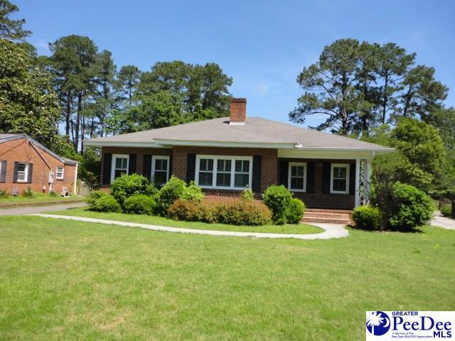 1307 Madison Avenue, Florence, SC 29501 (MLS #20191764) :: RE/MAX Professionals