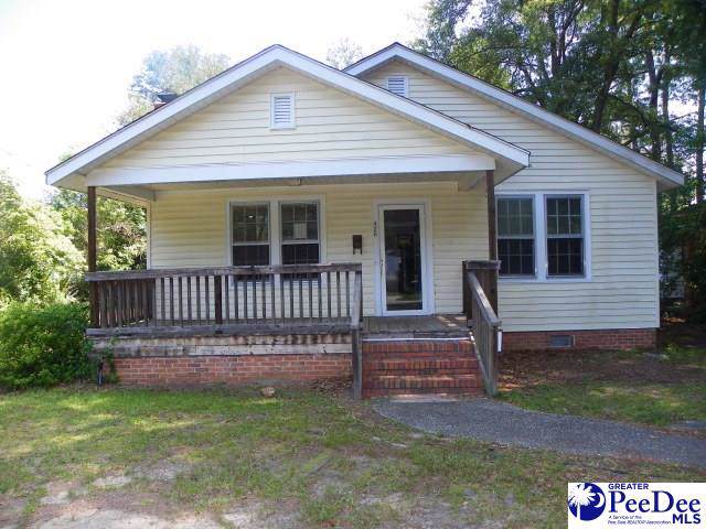 426 Marion St, Kingstree, SC 29556 (MLS #20193372) :: RE/MAX Professionals