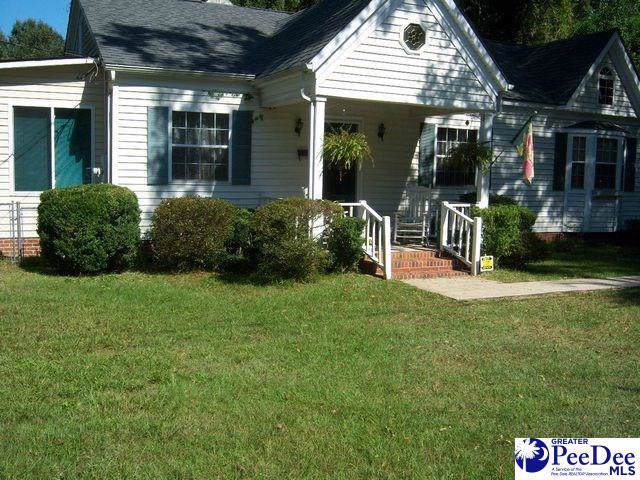 1018 Mimosa Drive, Florence, SC 29501 (MLS #20193618) :: RE/MAX Professionals