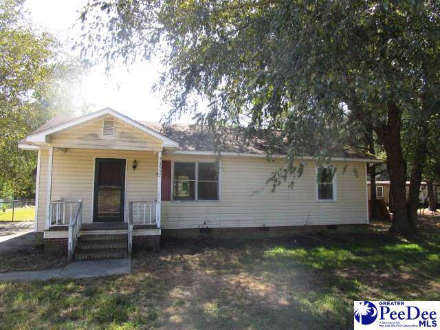 3952 Olanta Hwy, Timmonsville, SC 29161 (MLS #20193757) :: RE/MAX Professionals