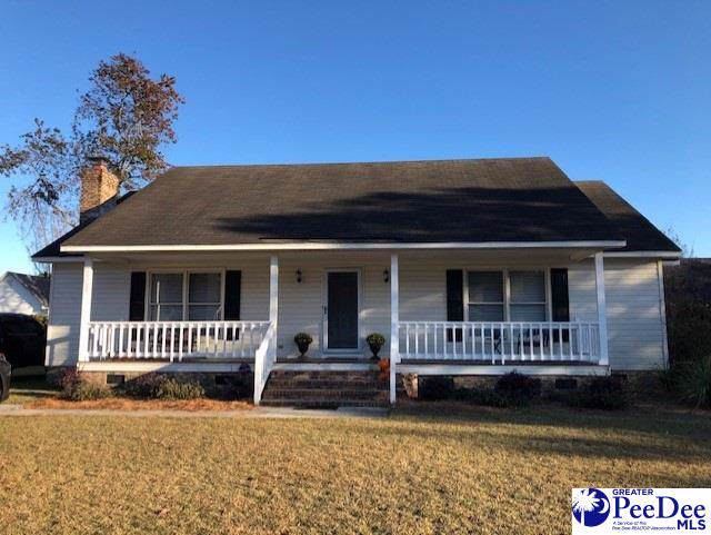 320 Fairhaven Street, Florence, SC 29501 (MLS #20194128) :: RE/MAX Professionals