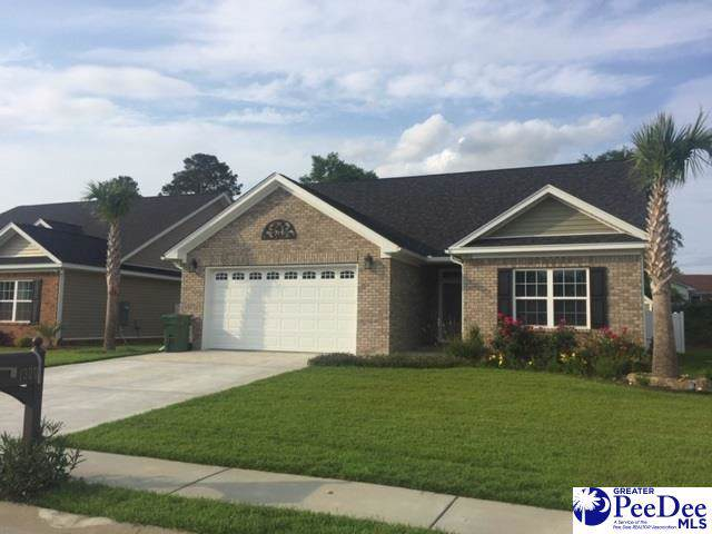 1320 Millbank Drive, Florence, SC 29501 (MLS #20200252) :: RE/MAX Professionals