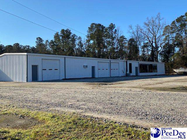 256 E Myrtle Beach Hwy, Lake City, SC 29560 (MLS #20200317) :: Coldwell Banker McMillan and Associates