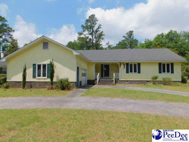 1007 Lombardy St, Marion, SC 29571 (MLS #20200405) :: RE/MAX Professionals
