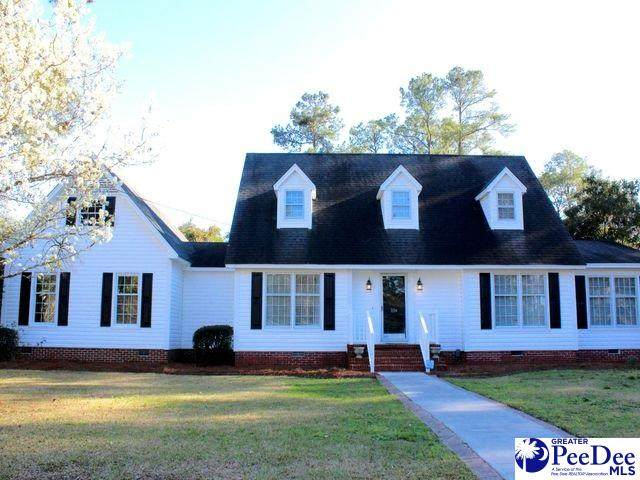 104 Georgia Dr, Darlington, SC 29532 (MLS #20200640) :: RE/MAX Professionals