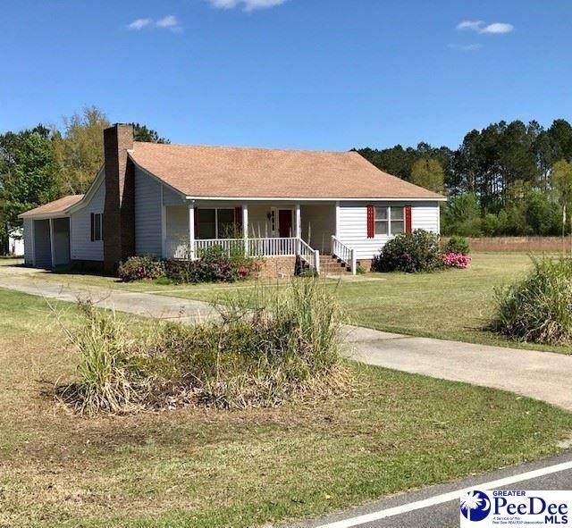 1318 Methodist Church Rd, Marion, SC 29571 (MLS #20201060) :: RE/MAX Professionals