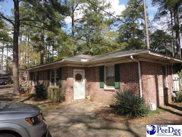 906,908 Sherwood Dr, Florence, SC 29501 (MLS #20201063) :: RE/MAX Professionals
