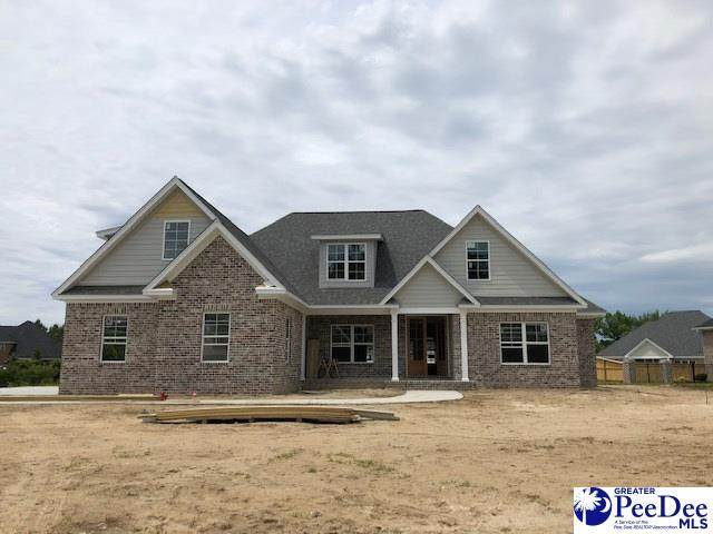 1656 Rugby, Florence, SC 29501 (MLS #20201498) :: RE/MAX Professionals