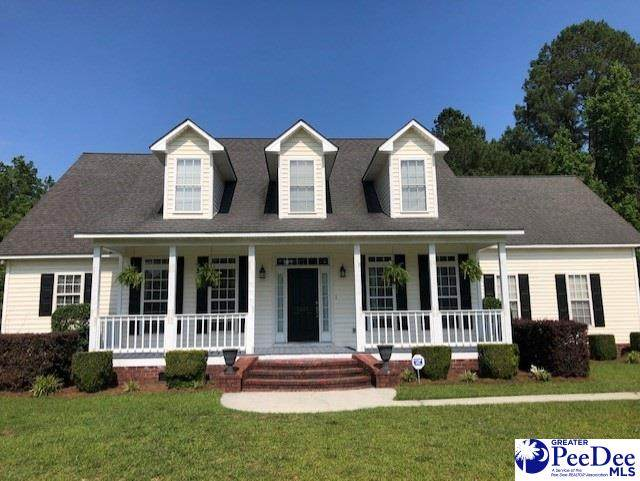 2510 Swamp Fox Drive, Florence, SC 29506 (MLS #20201753) :: RE/MAX Professionals