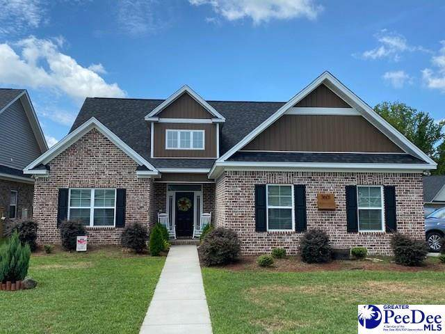 3601 Malabar, Florence, SC 29501 (MLS #20202034) :: Coldwell Banker McMillan and Associates