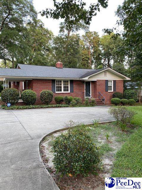 1004 S Edisto Drive, Florence, SC 29501 (MLS #20202496) :: Coldwell Banker McMillan and Associates