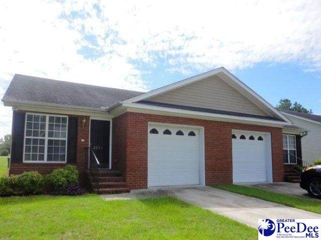 2262 Blass Drive, Florence, SC 29505 (MLS #20202530) :: Coldwell Banker McMillan and Associates