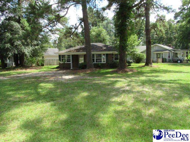 1000 Sherwood Dr, Florence, SC 29501 (MLS #20202537) :: Coldwell Banker McMillan and Associates