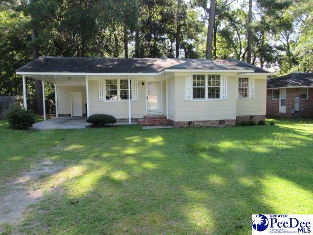1116 Sherwood Dr, Florence, SC 29501 (MLS #20202538) :: Coldwell Banker McMillan and Associates